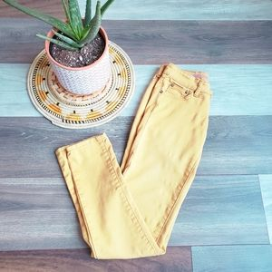 Beverly-Hills yellow jeans 💛